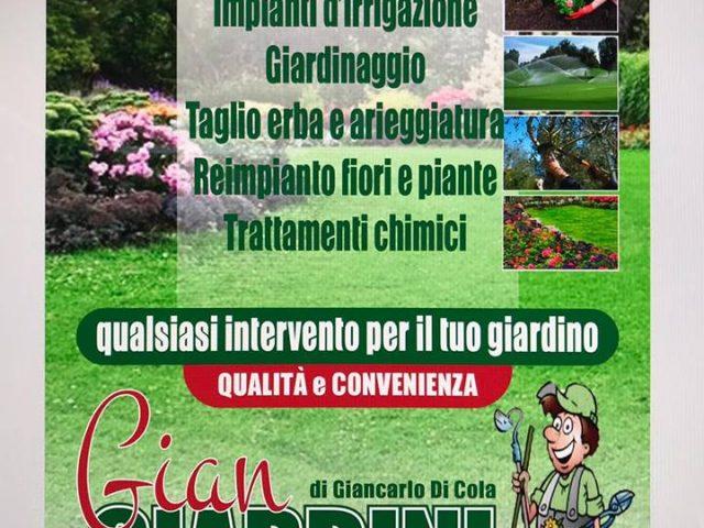 Gian Giardini di Giancarlo Di Cola