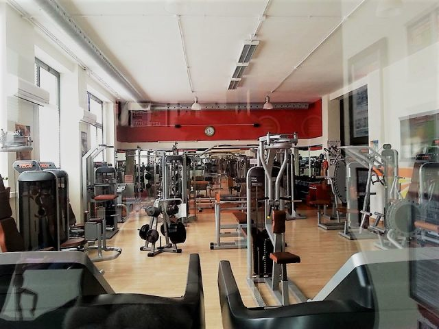 Palestra Aska City Fitness