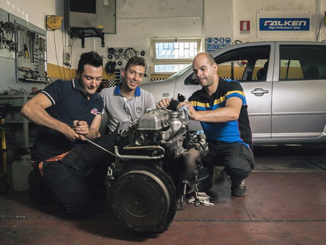 Autofficina New Service