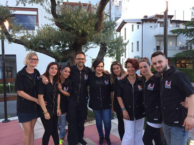 Evos Noi Parrucchieri Pescara